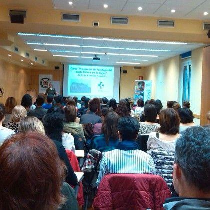 Charla para Matronas de Atención Primaria del País Vasco