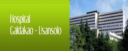 Hospital de Galdakao-Usansolo. Vizcaya