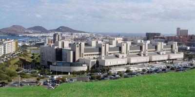 Conferencia en el Hospital Universitario de Gran Canaria Doctor Negrín
