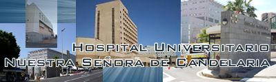 Charla en el Hospital Universitario Nuestra Señora de la Candelaria en Santa Cruz de Tenerife