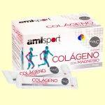 Colágeno con Magnesio y vitamina C
