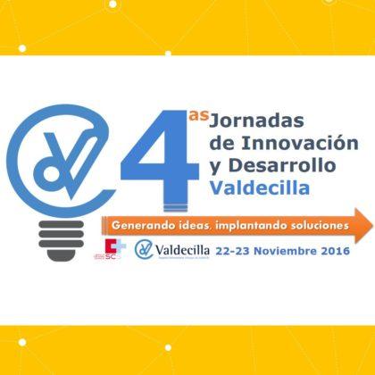Participación en las 4ª Jornadas de Innovación y Desarrollo de Valdecilla